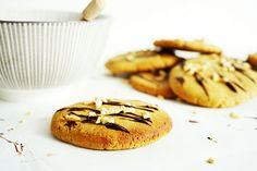 Suikervrije pindakaas koekjes