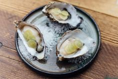 Check out the Pisco Sour Oysters in @chicamalondon Wow! #cntraveller #peru #london #pisco #oysters http://www.cntraveller.com/recommended/food/best-restaurants-london