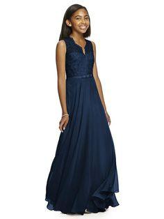 Dessy Collection Junior Bridesmaid JR532 http://www.dessy.com/dresses/bridesmaid/jr532/