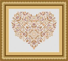 Thank you for your visit !    All my PDF patterns are in colors/ symbols with DMC floss colors guide.  PDF counted cross stitch pattern