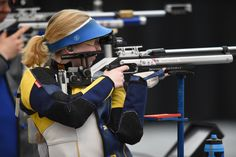 GOLD Women's Air Rifle!! Ginny Thrasher VA native WV student.   WE ARE SO PROUD OF YOU!!