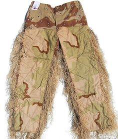 Synthetic Ultra Light Sniper Desert BDU Pants XL