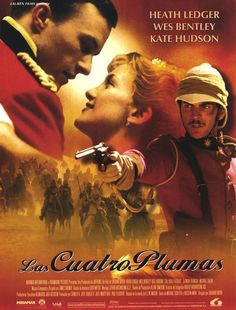 "Las cuatro plumas (2002) ""The Four Feathers"" de Shekhar Kapur - tt0240510"