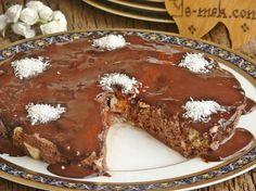 Marşmelovlu Halleyli Pasta Resmi