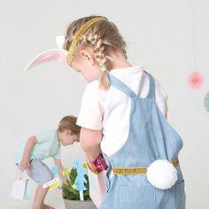 Bunny Dress Up Set by Meri Meri