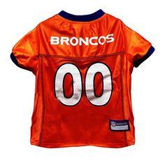 Denver Broncos Jersey Large