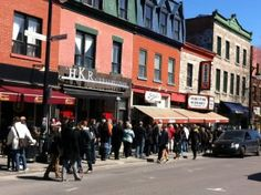 Schwartz's Deli, Blvd. St. Laurent, Montreal, Quebec