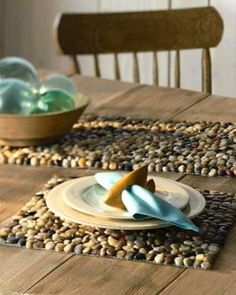 Perfect How To Incorporate Pebbles Into Your Home Décor: 28 Ideas
