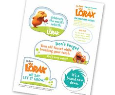 The Lorax Printables Bathroom Stickers, Dr Seuss, The Lorax, Photo Printing Services, Photo Blanket, Home Free, Photo Canvas, Print Pictures, Classroom Decor