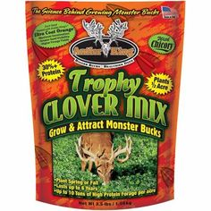 Antler King Trophy Clover Mix, 3.5 lb. - For Life Out Here