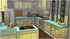 """комната для симов """"кухня + столовая 1"""" - КОМНАТЫ. - КОМНАТЫ. - Скриншоты из игры Sims 3. - Sims 4. Blog by ♥Милена♥"""