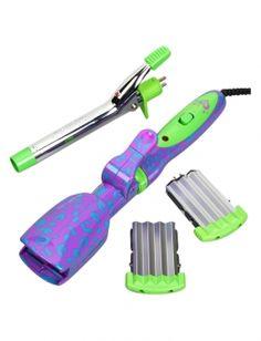 Conair® 3-in-1 Hair Styler. I want this for my B-day sooooooooo bad!!!!!!!!!!!!