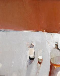 Still Life with an Aerosol by Raimonds Staprans
