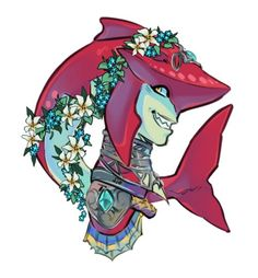 Sidon-The Legend of Zelda