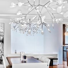 Stylish dining room
