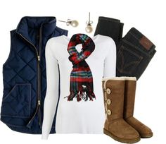 """""""In-VEST-ed"""" by qtpiekelso on Polyvore"""
