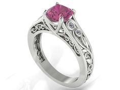 Reserved for Jason ONLY, Second Payment, Diamonds Engagement And Wedding Ring, Pink Tourmaline Ring, The Best Proposal Ring, Gold Ring by BridalRings on Etsy https://www.etsy.com/listing/293541355/reserved-for-jason-only-second-payment