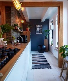 Chic Chic, Living Room Interior, Interior Design Kitchen, Cottage Extension, Kitchen Dinning Room, Apple Decorations, New Homes, Room Decor, House Design
