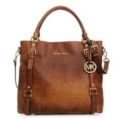 What's not to love about a Michael Kors bag kid. I love the Hamilton Satchels. I truly do need one in this color