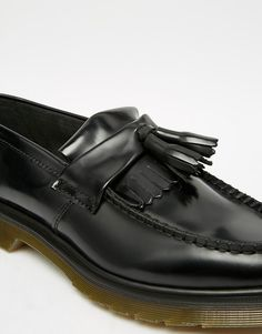 Image 4 of Dr Martens Adrian Tassel Loafers