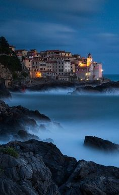 Tellaro, Italy - 50 SURREAL Travel Destinations That Should be on Your Bucket List. How many of these have you visited?
