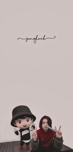 Jungkook Fanart, Jungkook Cute, Foto Jungkook, Bts Taehyung, Bts Jimin, Foto Bts, Die Beatles, Bts Aesthetic Wallpaper For Phone, Bts Wallpaper Lyrics