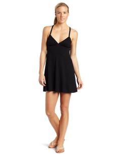 1ca42d5b91d0a Speedo Women`s Twist Back Coverup Dress ♥ Swim Cover Ups