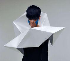 #origami #fashion #jewelry