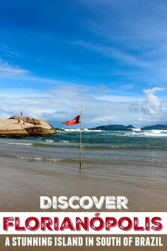 The best of Florianópolis, Brazil! How to choose the perfect tour to discover the city and enjoy the nature. History, beach and delicious food in one day trip to Florianópolis, a stunning island in South of Brazil.   via @loveandroad