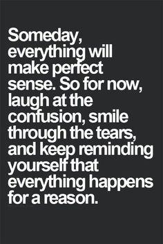 Keep moving forward.
