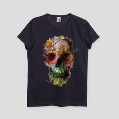 Skull 2 Men's T-shirt  Short Sleeve, 100% cotton  Direct-to-garment printing  Illustration by Ali Gulec    S – Length 69 cm, Width 49 cm  M – Length 73 cm, With 51 cm  L – Length 74 cm, Width 55 cm  XL – Length 76 cm, Width 58 cm  XXL – Length 77 cm, Width 60 cm | Shop this product here: http://spreesy.com/ikiiki/14 | Shop all of our products at http://spreesy.com/ikiiki    | Pinterest selling powered by Spreesy.com