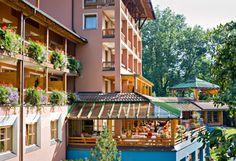 Seminar Hotel Montafoner Hof Tschagguns Hotels, Restaurant, Outdoor Decor, Home Decor, Alps, Austria, Steam Bath, Backyard Patio, Decoration Home