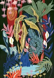 「jungle illustration」の画像検索結果