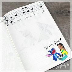 Keeping A Journal, My Journal, Journal Ideas, Stranger Things, Bullet Journal June, Bullet Journal Aesthetic, Brain Dump, Lilo And Stitch, Bullet Journal Inspiration