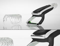 Product Design Shaver and Shaving
