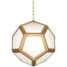 Pythagoras Pendant by Mary McDonald at Lumens.com