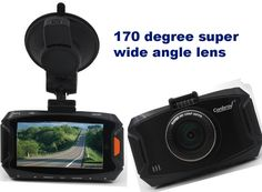 Conbrov Full H.264 1080p Car Video Camera Dash Cam Auto Driving Recorder Dashboard with super good low light performance and 170 Wide Angle lens. Ambarrela A7LA50 Six-glass 170 degree super wide angle lens. H.264 High Compression for fluent video performance and Full HD 1920*1080P resolution video recording and super low light performance. Support max micro SD card up to 64GB and high quality Li-polymer 3.7v 250Mah built in battery. Charging Monitor:have you ever gone to the supermarket…