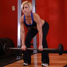 Hi how are you here I will write about Bent Over Rows Tutorial.