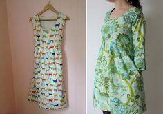 summer washi 5 dress pattern, so cute! Washi Dress, Dress Patterns, Sewing Patterns, Winter Dresses, Summer Dresses, Pattern Library, Sewing Basics, What To Wear, Daughter