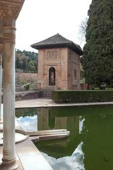 Oratorio del Partal. Alhambra de Granada
