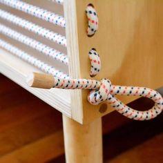 Cuerda Sideboard by Emmanuel Gonzalez Guzman