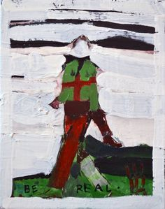 """Saatchi Art Artist Ed Burkes; Painting, """"Take another one"""" #art"""