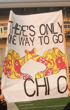Chi O. The only way to go!