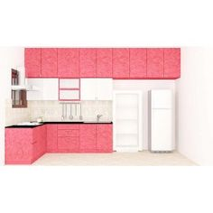 Buy Bacton L - Shaped Kitchen with Laminate Finish Online in India L Shaped Modular Kitchen, L Shaped Kitchen, Kitchen Cabinet Design, Online Kitchen Design, Contemporary Kitchen, Kitchen Laminate Color, Birch Kitchen Cabinets, Laminate Kitchen, Modern Kitchen Furniture