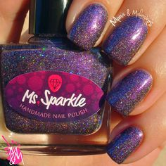 Manis & Makeovers: Ms. Sparkle Winter Collection pt. 1 http://manisandmakeovers.blogspot.com/2014/11/hello-lovelies-today-i-have-3-pretties.html