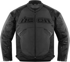 Sanctuary Jacket - Stealth | Products | Ride Icon