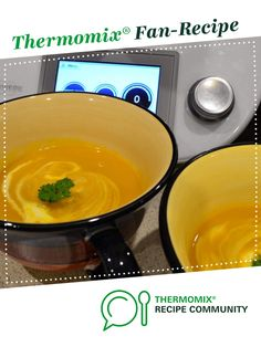 Best Ever Pumpkin Soup by ShellG. A Thermomix ® recipe in the category Soups on. Best Ever Pumpkin Soup by ShellG. A Thermomix ® recipe in the category Soups on www., the Thermomix ® Community. best ever soups Vegan Pumpkin Soup, Cooking Pumpkin, Pumpkin Recipes, Thermomix Soup, Cheddarwurst Recipe, Gnocchi Recipes, Soup Recipes, Gourmet, Chowders