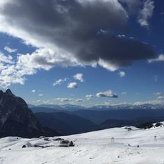 #mountains #inspiration, are you not agree?) #breathless view from the #valgardena, #italy