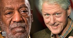 BIRDS OF A FEATHER: MSNBC HOST CONFUSES BILL COSBY AND BILL CLINTON Trump doubles down on rape allegations