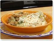 Saw this on Rachael Ray today.  It looks like a great Christmas dinner for a large crowd!